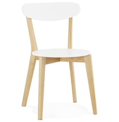 Felix Scandinavian Style Solid Oak Chair - HM_FURNITURE