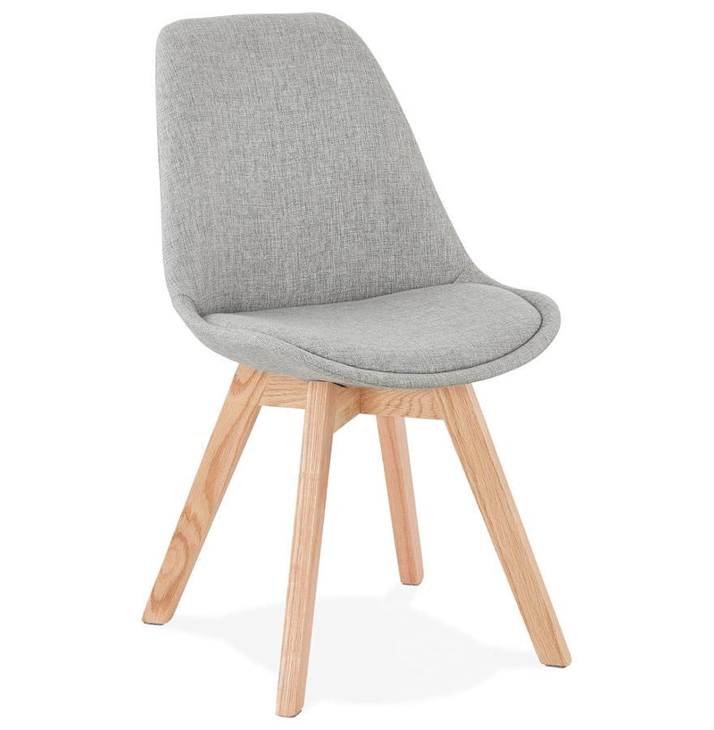Linda Scandinavian-Style Padded Chair - HM_FURNITURE