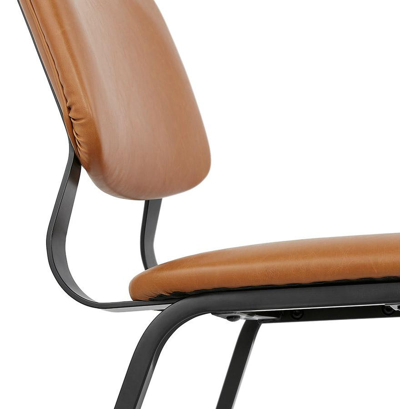 Stefano Modern Faux Leather Chair - HM_FURNITURE