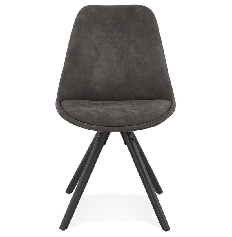 Veke Padded Scandinavian-Style Chair - HM_FURNITURE