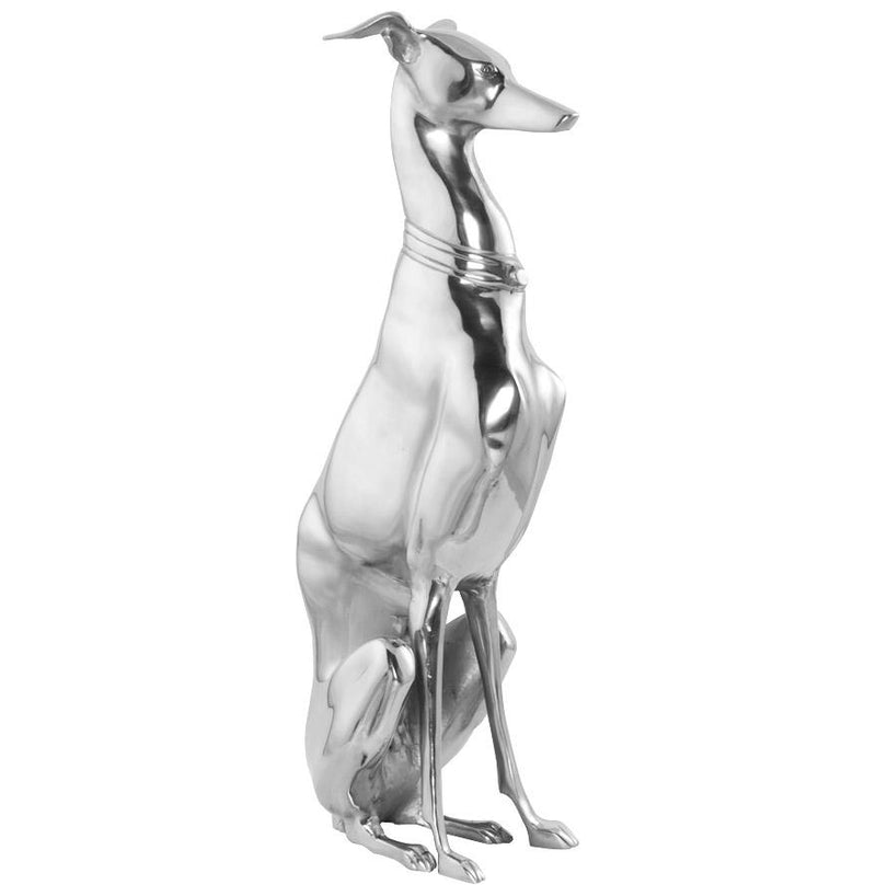 Evo - Handcrafted Greyhound Statue 69 CM - HM_FURNITURE