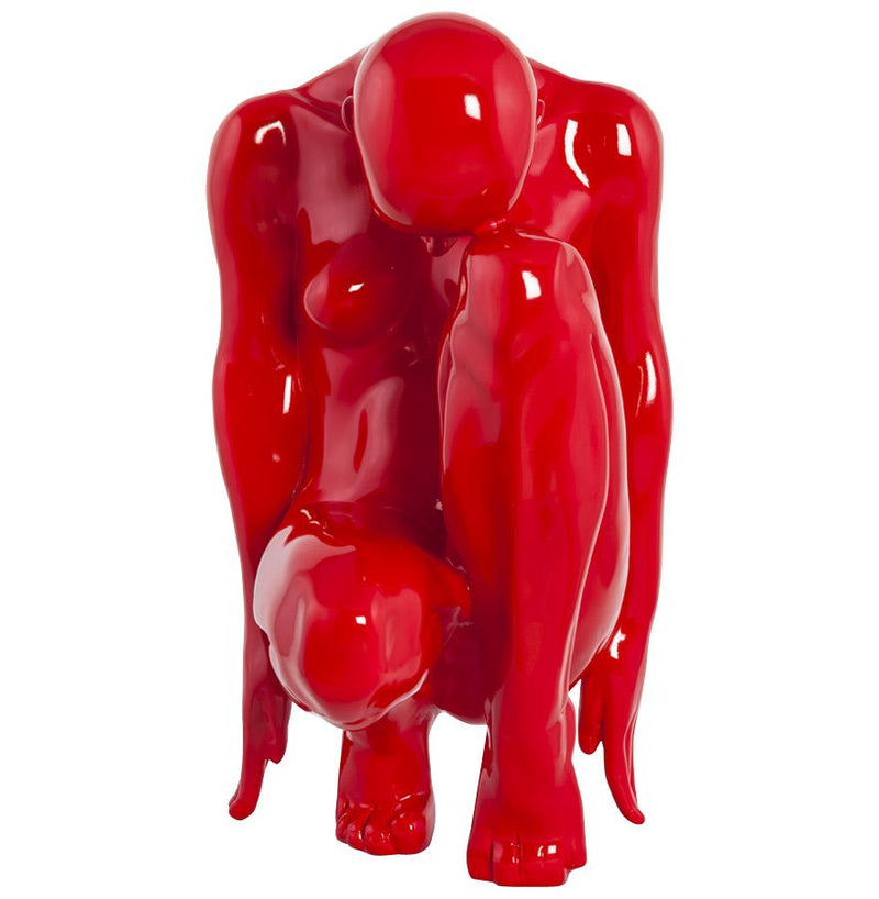 Modern Decorative Statue From Resin - HM_FURNITURE