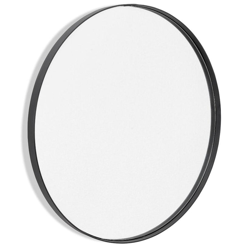 Full Length Mirror With Thermo Lacquered Metal Frame - HM_FURNITURE