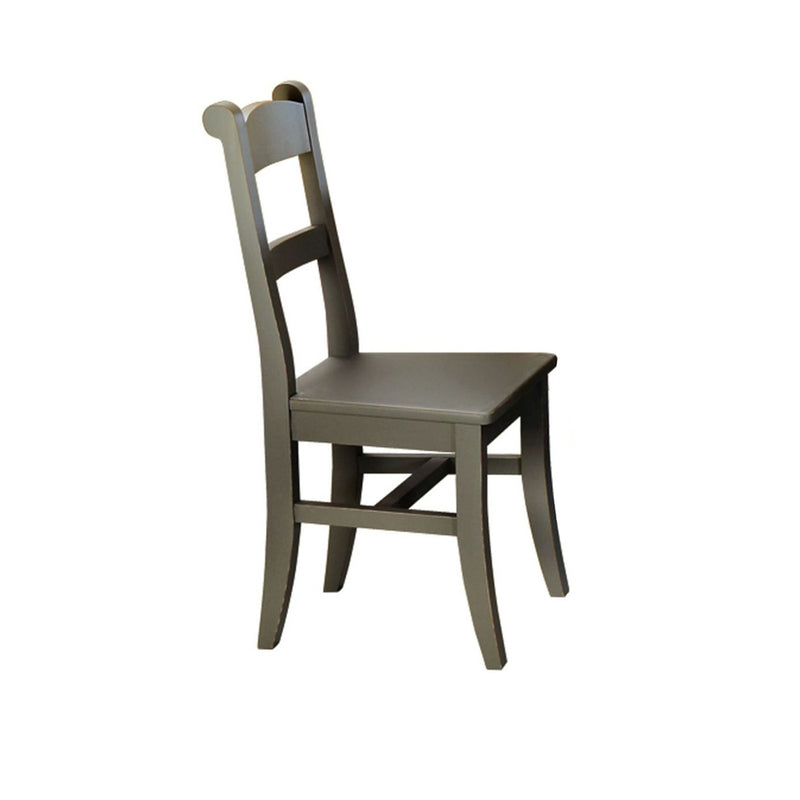 Handcrafted Art Deco Dining Chair
