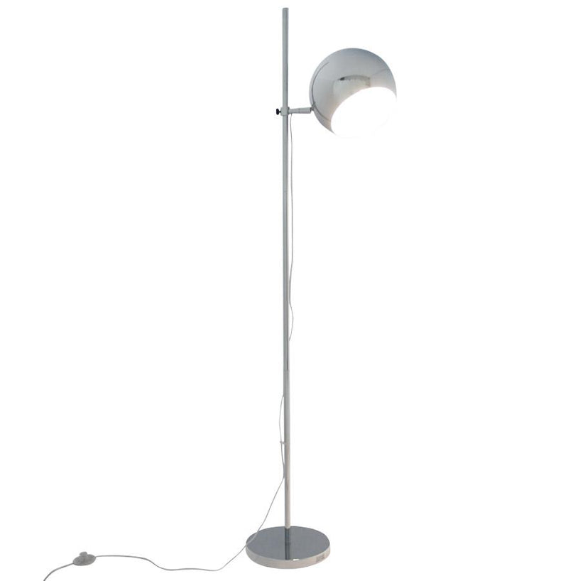 Vision - Height Adjustable Floor Lamp With Orientable Lampshade 184 CM - HM_FURNITURE
