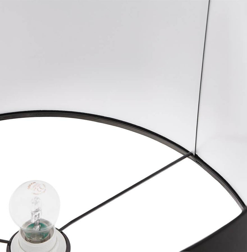 Nova - Height Adjustable Floor Lamp With Metal Base - HM_FURNITURE