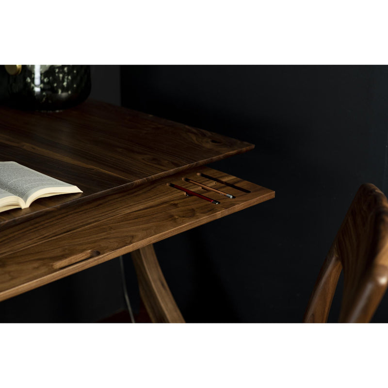American Walnut Wood Desk