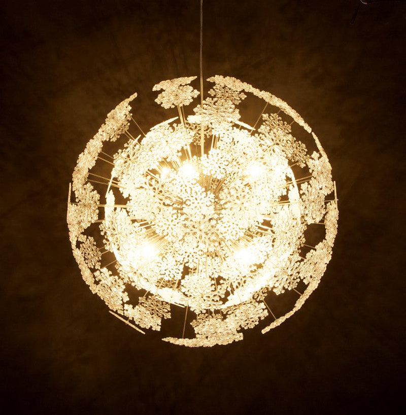 Snowflake - Ultra Modern Hanging Lamp - HM_FURNITURE