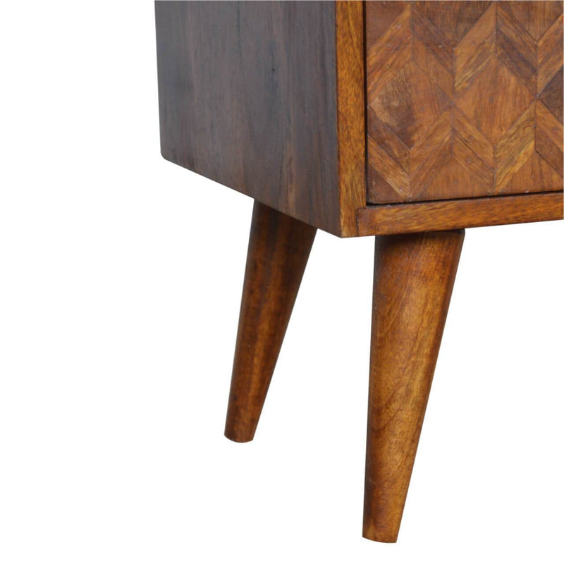 Handcrafted Assorted Bedside Table - HM_FURNITURE