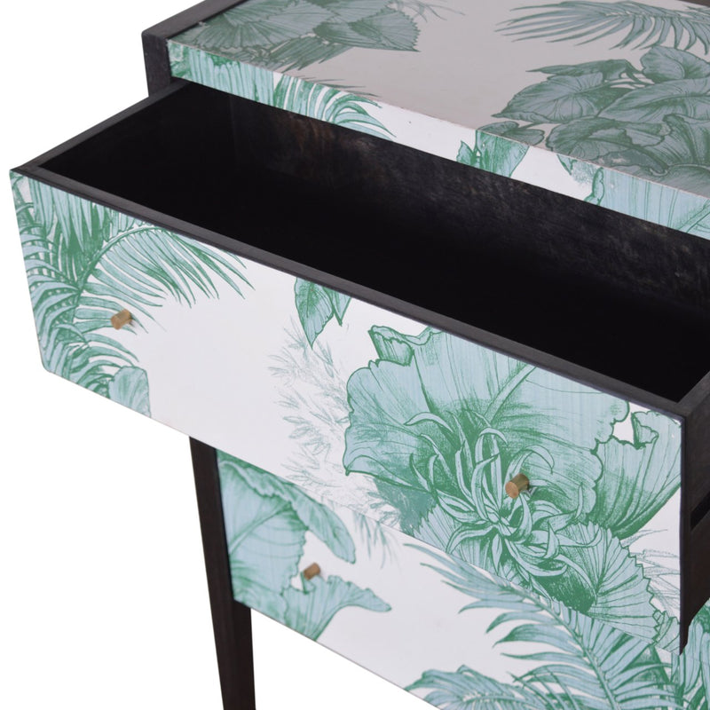 UV Printed 3 Drawers Chest