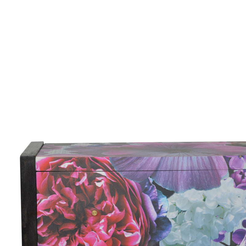 Mayfair Lady 3 UV Printed Drawers Chest