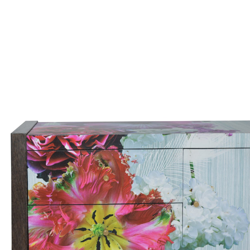 Handcrafted Mayfair Lady UV Printed Media Unit