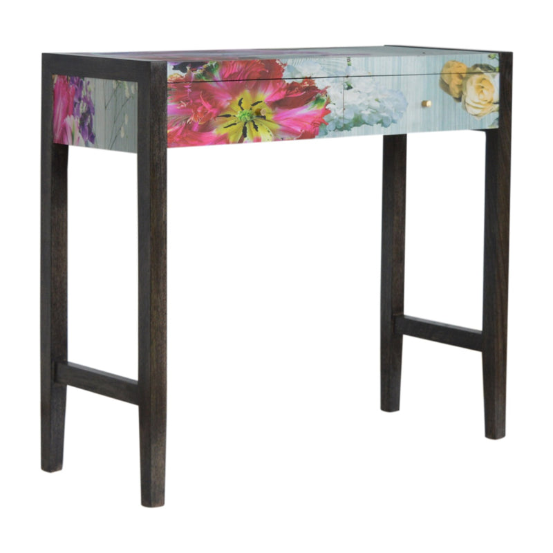 Mayfair Lady UV Printed Console Table