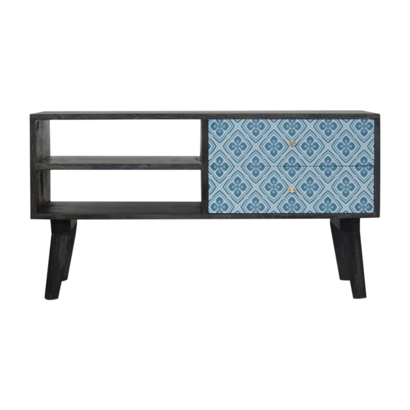 Deion - 2 Drawer Media Unit