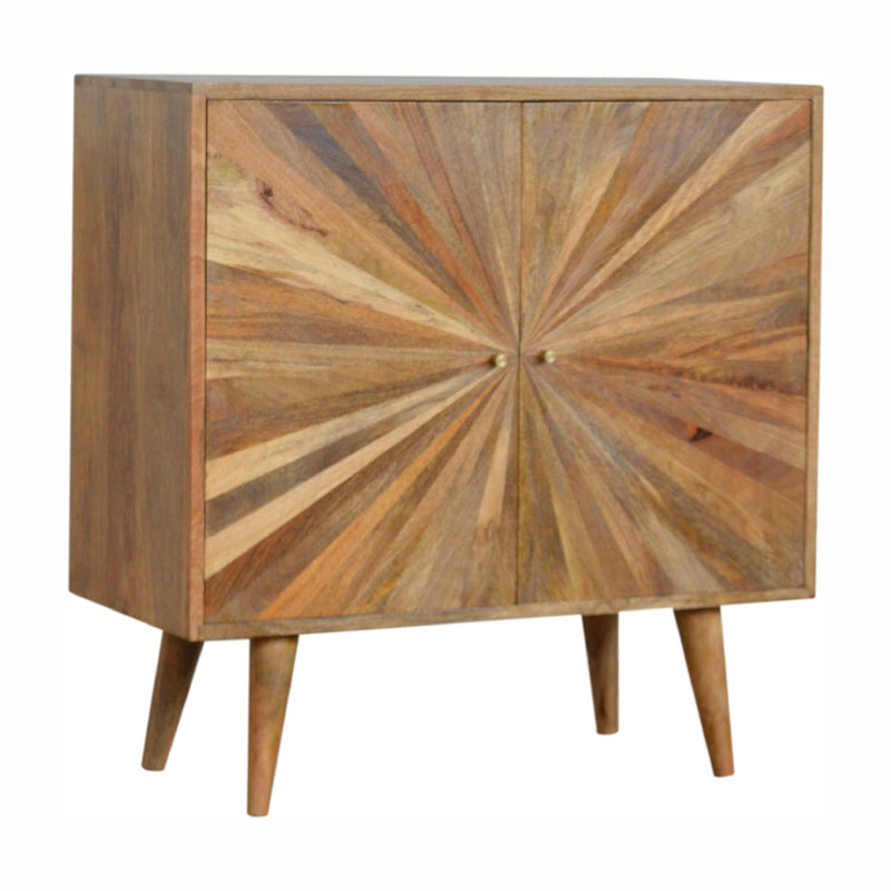 Sunrise 2 Doors Sideboard, Oak