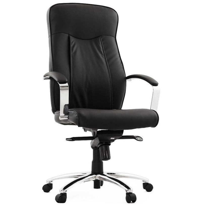 Alessio - Office Chair With Adjustable Backrest 123 CM - HM_FURNITURE