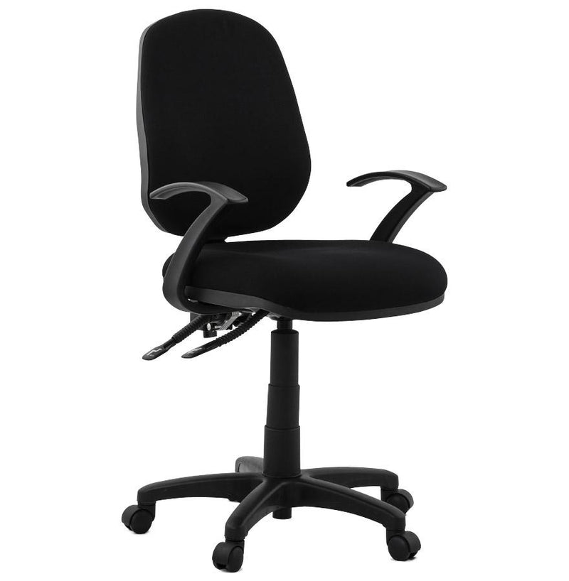 Mattia - Comfortable Office Chair With Multiple Adjustment Systems - HM_FURNITURE