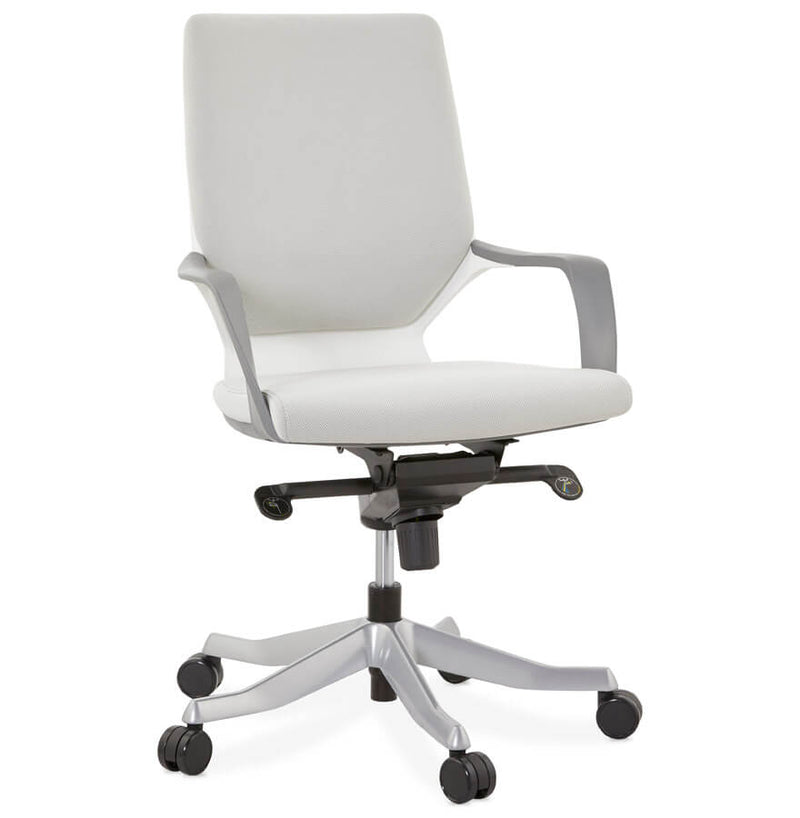 Gianna - Vintage Inspired Design Ergonomic Office Chair 125 CM - HM_FURNITURE