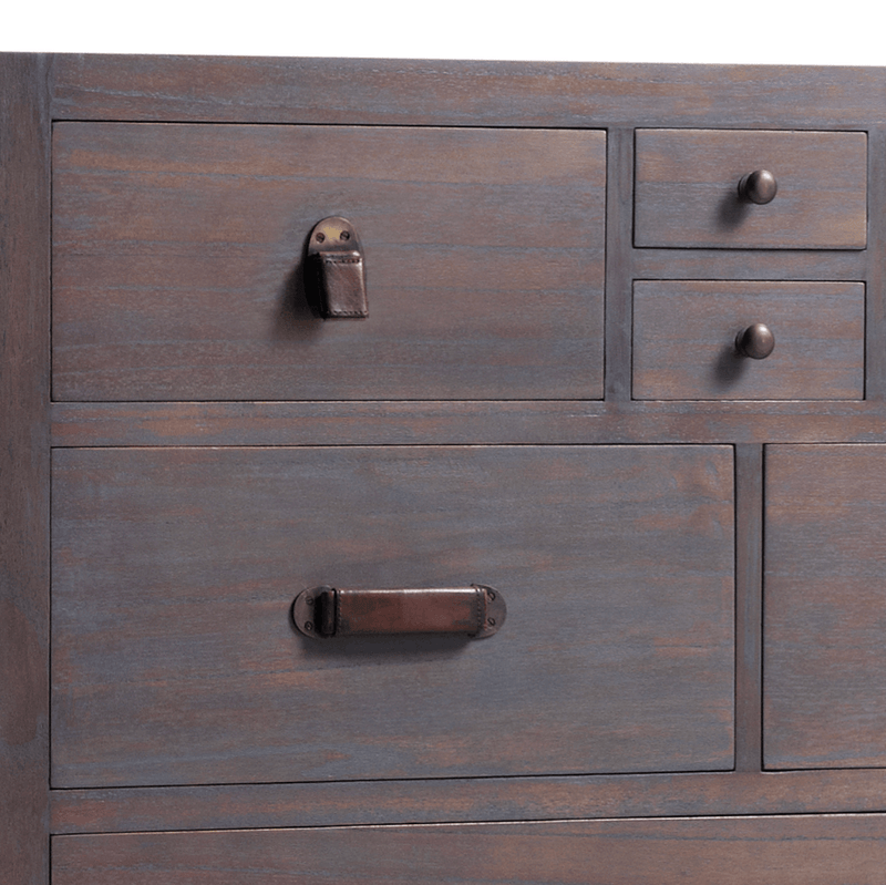 Dario - 8 Drawer Chest