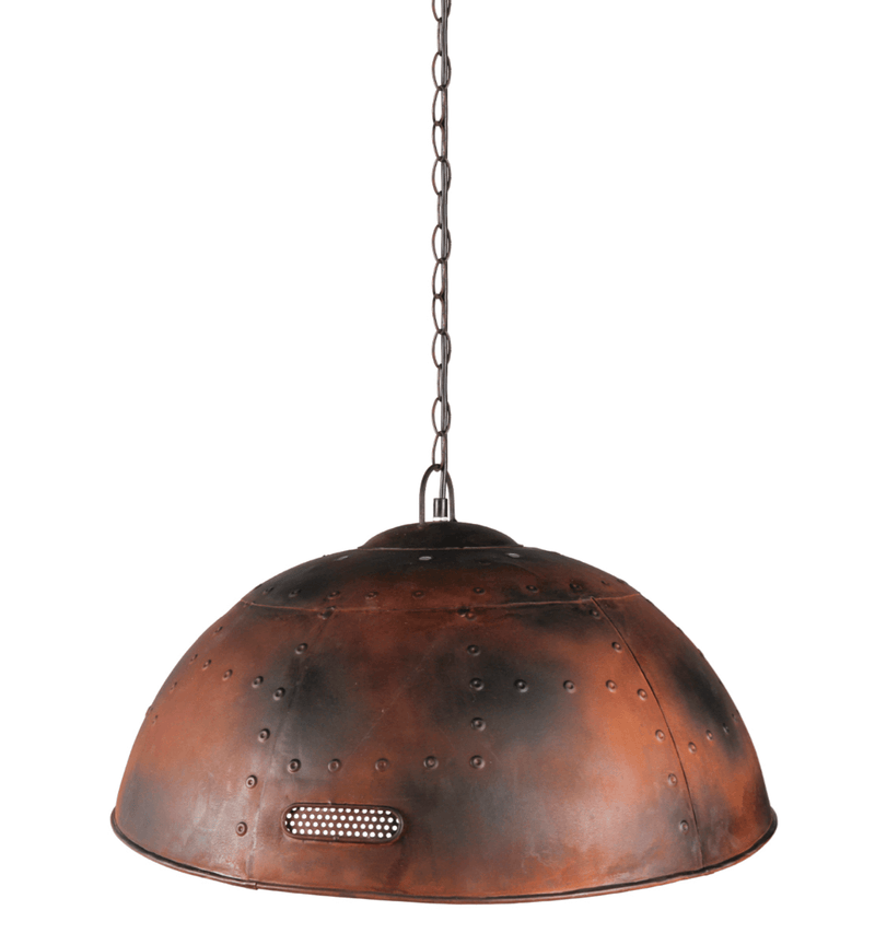 Loki Ceiling Lamp, Iron