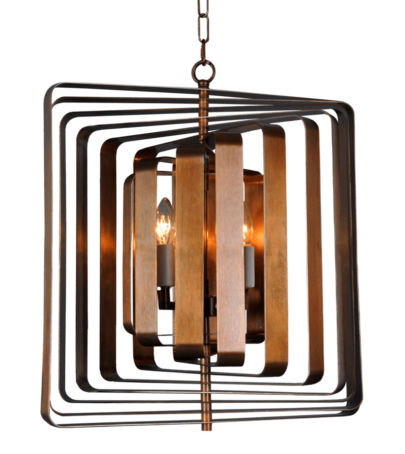 Boaz - Luxury Bronze Chandelier