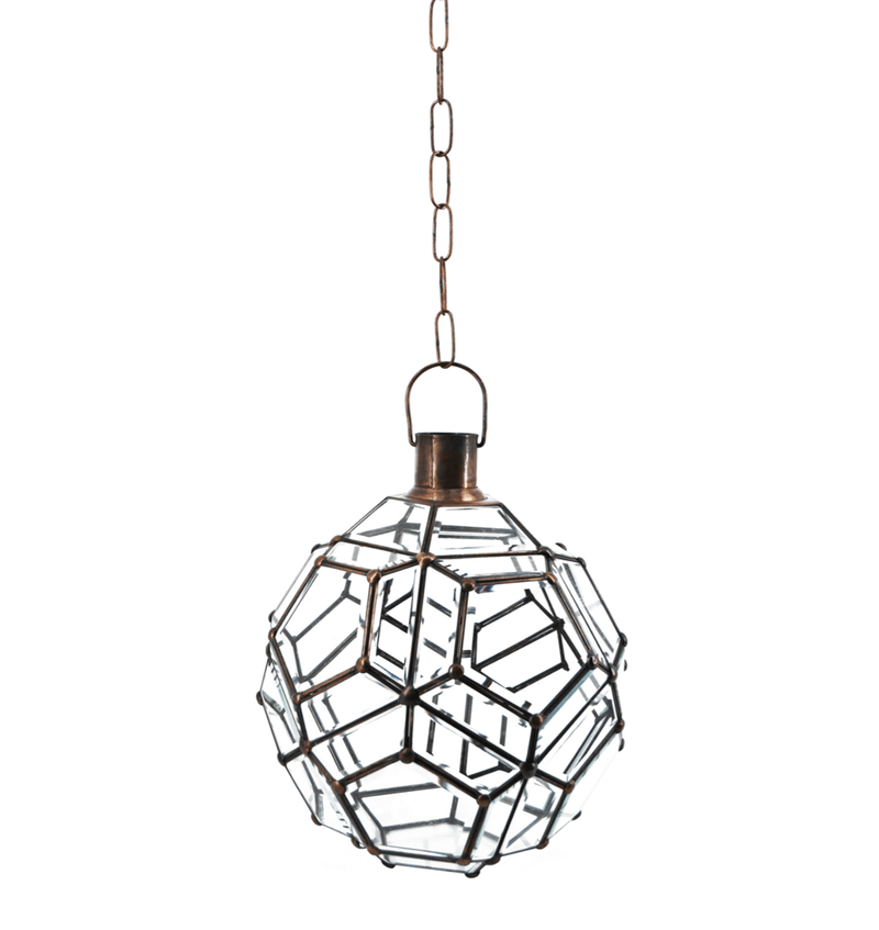 Maqui Ceiling Lamp, Bronze