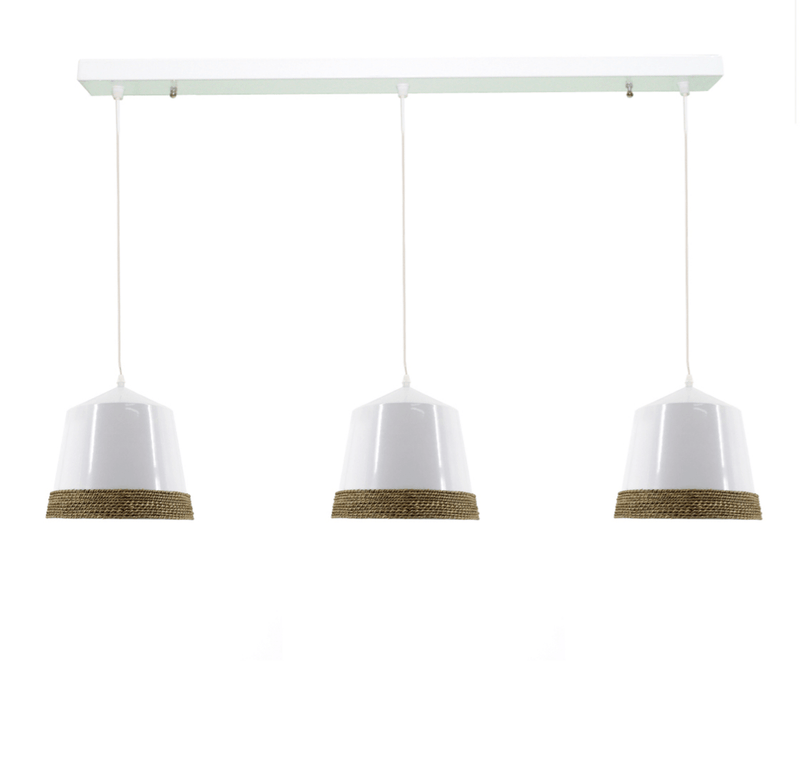Risto - Ceramic Ceiling Lamp, 3 Shades
