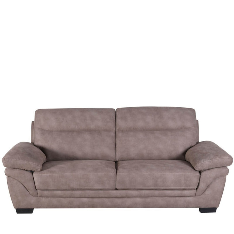 Melvin - 2 Seater Sofa, Brown