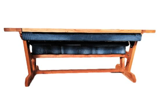 Convertible Hardwood Table/Bench