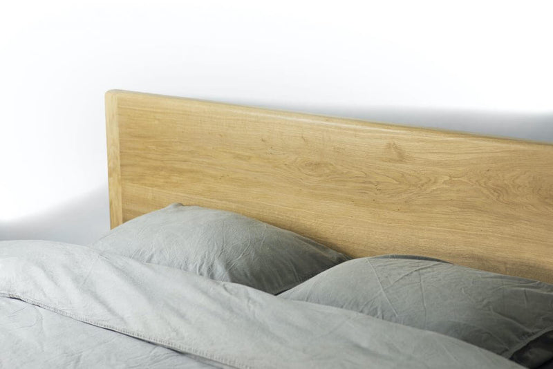 Toke - European Oak Wood Bed