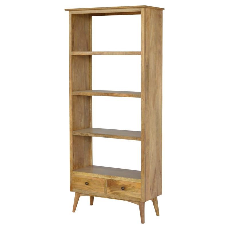 2 Drawers Bookshelf