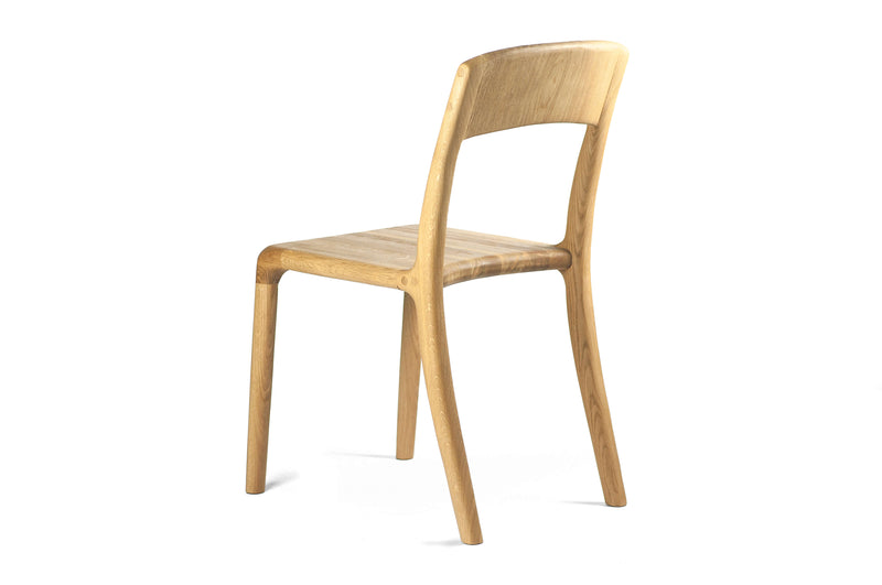 Elise Dining Chair, Oak Wood