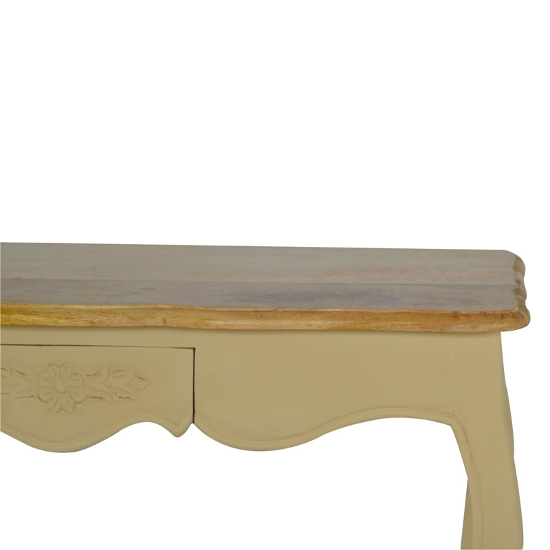 French-Style Desk/Console Table