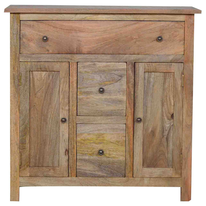 Handcrafted Storage Sideboard With 5 Drawers - HM_FURNITURE