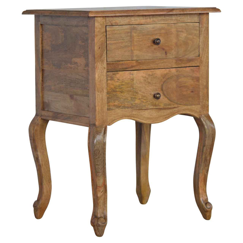 Durante - 2 Drawer Bedside