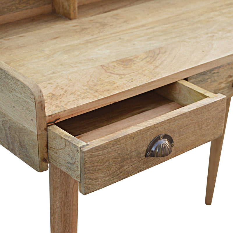Raine - 3 Drawer Desk