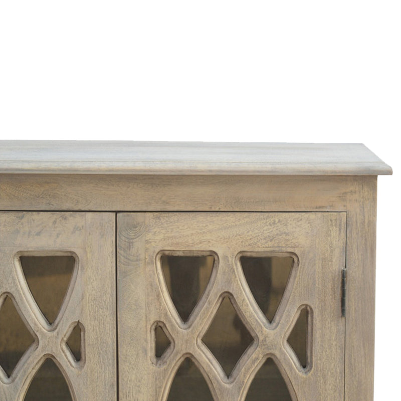 Elise - 2 Door Sideboard, Acid Wash