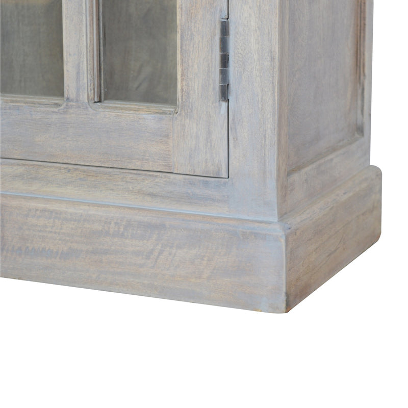 Glazed 2 Door Cabinet