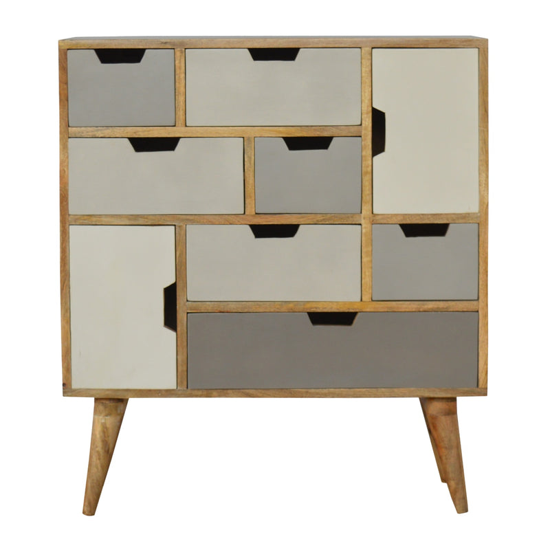 Gradient 9 Drawer Chest