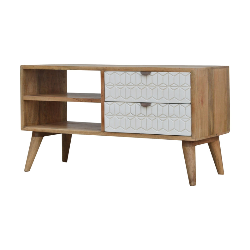 Aimee - 2 Drawer Media Unit
