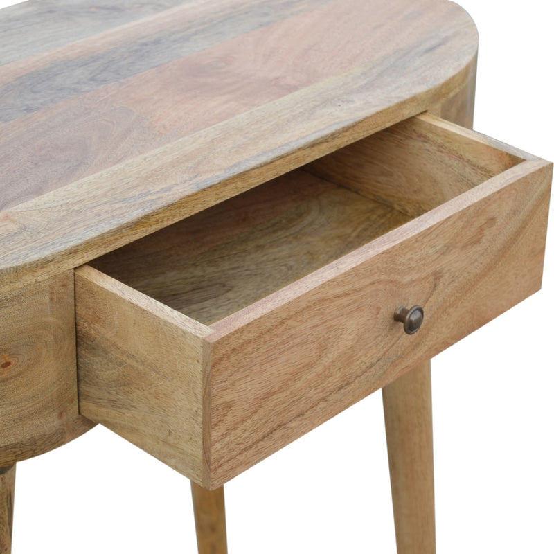 1 Drawer Capsule Console Table