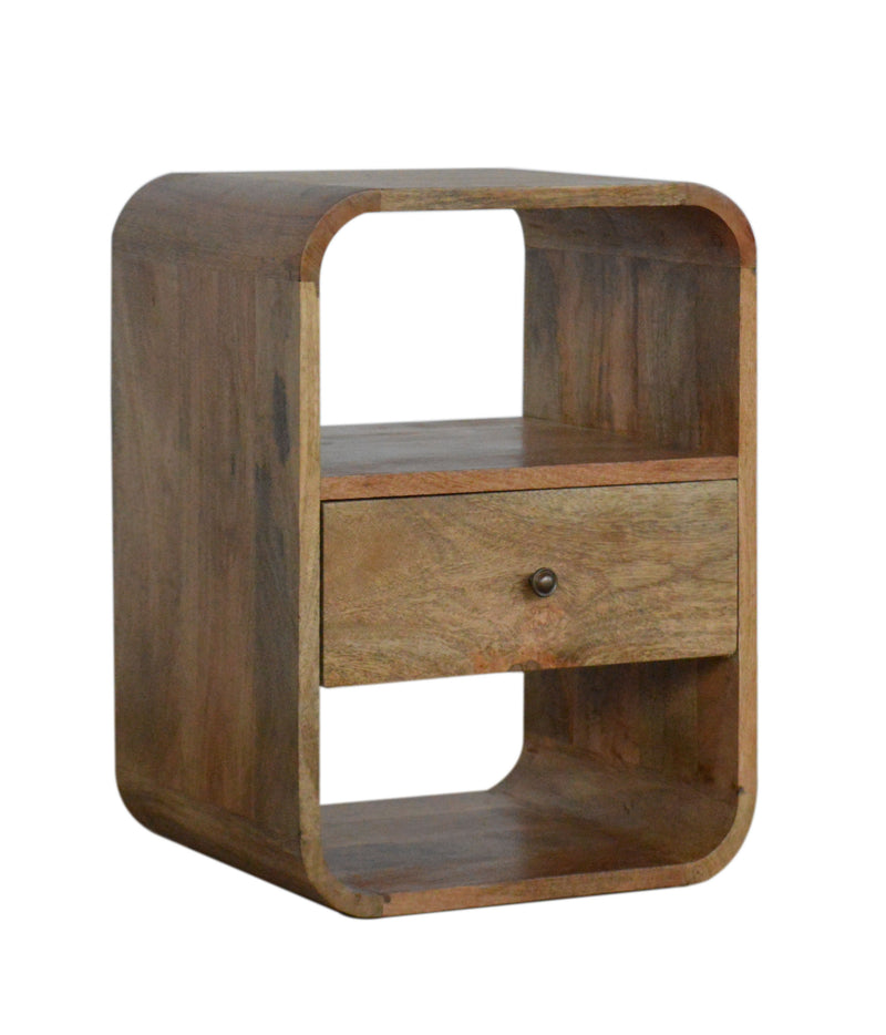 Janne - 1 Drawer Bedside