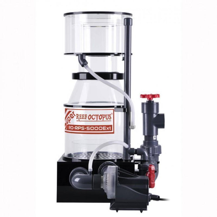 Protein Skimmer - Reef Octopus SRO 5000ext Recirculating External Protein Skimmer Up To 600 Gallons