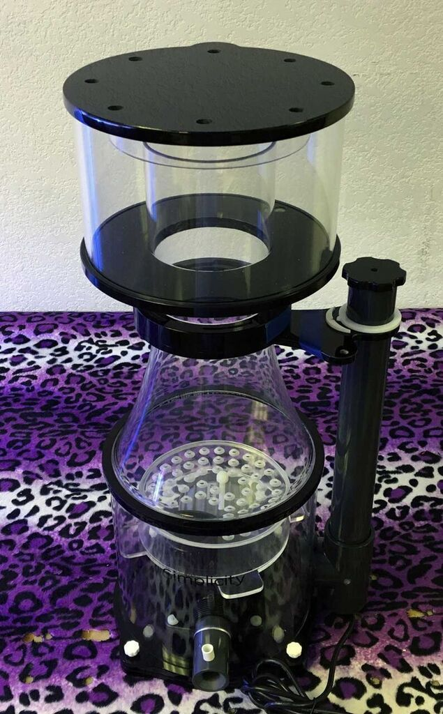 Protein Skimmer - Simplicity 540DC Protein Skimmer Up To 540 Gallons - Scratch & Dent