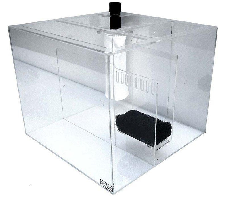 Refugiums And Sumps - Trigger Systems Crystal Clear Cube 18""