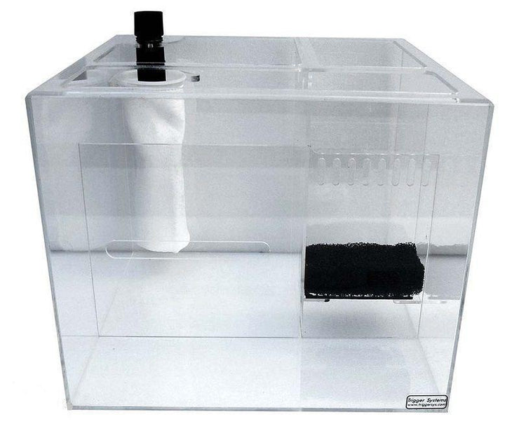 "Refugiums And Sumps - Trigger Systems Crystal Clear Cube 18"" - BLEMISH SALE!!!"
