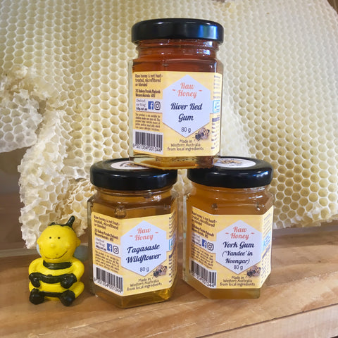 Honey Sampler