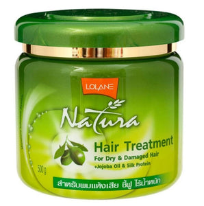LOLANE NATURA HAIR TREATMENT,250GM