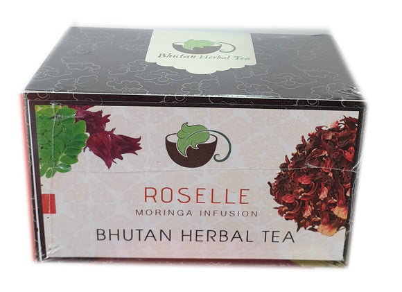 BHUTAN HERBAL TEA, ROSELLE