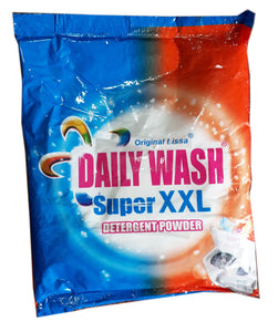 DAILY WASH SUPER XXL DETERGENT POWDER (90G)